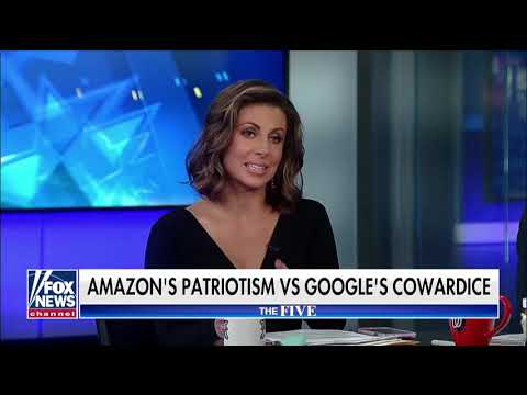 Gutfeld slams Google for canceling military contract