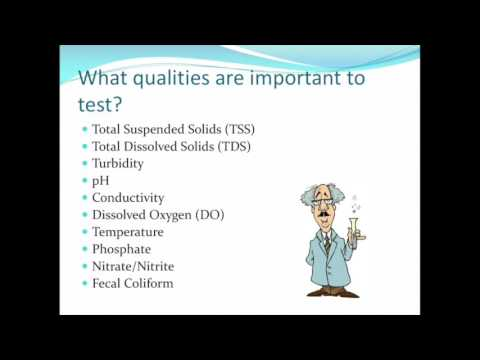 Water Quality And Pollution - Am I Drinking Safe Water?