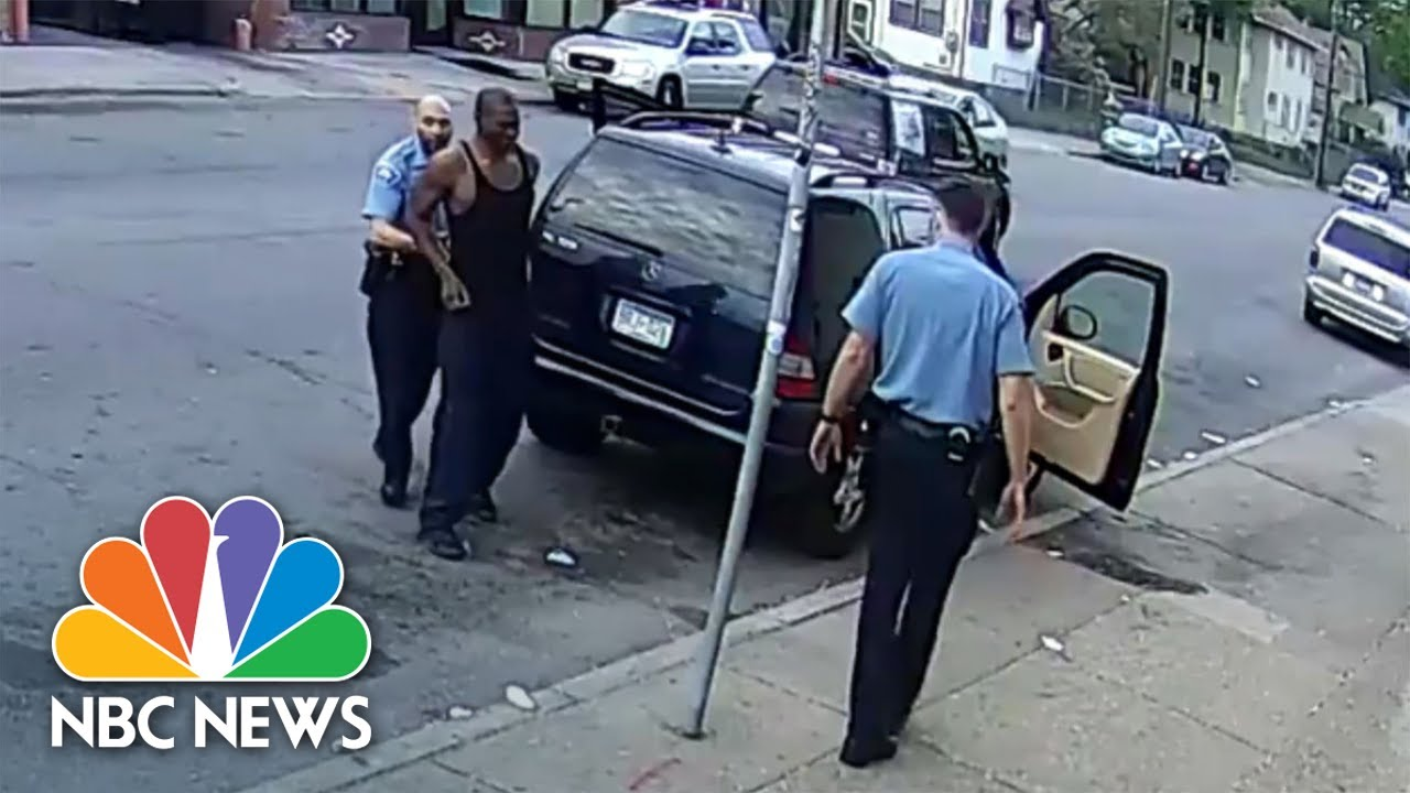Download Watch A Minute-To-Minute Breakdown Leading Up To George Floyd's Deadly Arrest | NBC News NOW
