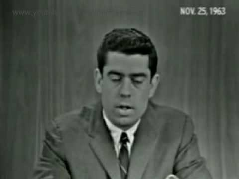 Dan Rather's account from November 25, 1963 - YouTube