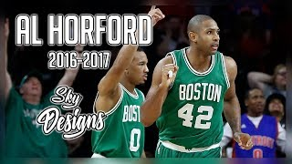 Al Horford Official 2016-2017 Season Highlights // 14.0 PPG, 6.8 RPG, 5.0 APG