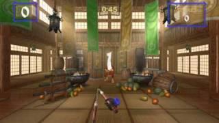 Ninja Reflex Speedrun Pt2 - Yellowbelt