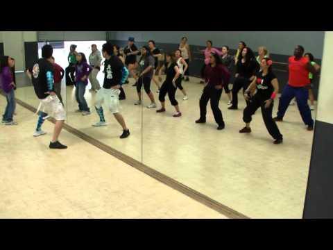 Contestame El Telefono - Alexis & Fido Ft Flex - Reggaeton Dance Fitness w/ Bradley