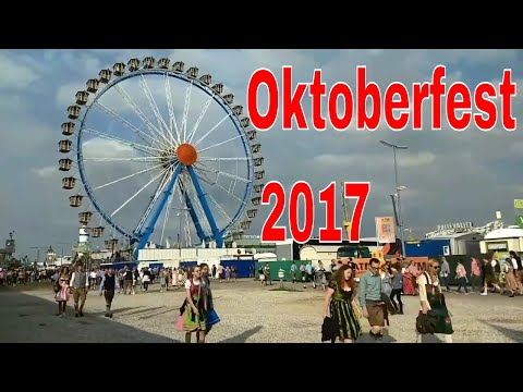 Munich Oktoberfest 2017 | A must see festival of Germany