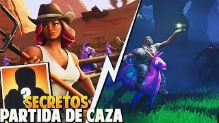 *FILTRATE* SECRETS THAT DO NOT KNOW OF GAME PARTY ? FORTNITE: Battle Royale