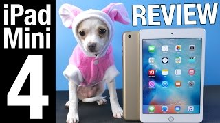iPad Mini 4 Review - 2015 iPad Mini 4th Generation