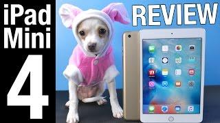 iPad Mini 4 Review - 2015 iPad Mini 4th Generation