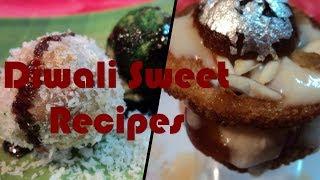 Diwali Sweets Recipe | Deepawali Sweets Recipe | Sponge Cake Toffee | Shahi Tukda Sandwich