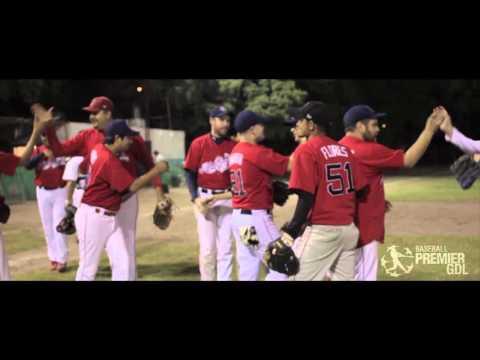video promoción liga de baseball premier gdl