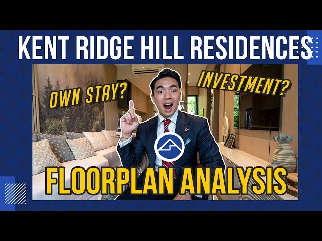 Kent Ridge Hill Residences [Floorplan Analysis] | BlkBuster Ep 6