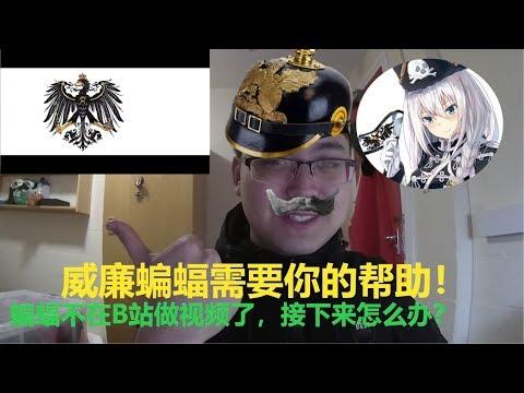 论死妈B站如何迫害德国文化UP主,客服如何弹棉花