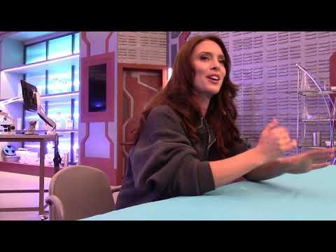 Amy Pemberton on 'DC's Legends of Tomorrow'