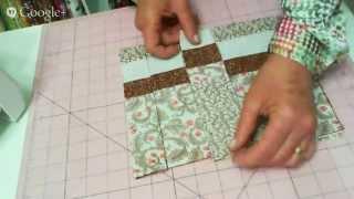 Patchwork Ao Vivo #20: faça seu tempo render no patchwork!