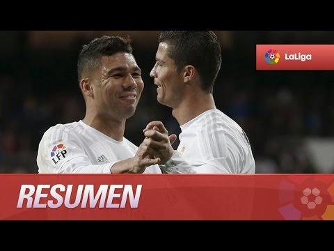 Resumen de Real Madrid (4-0) Sevilla FC