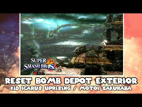 Music to Smash to - Day 140 - Reset Bomb Depot Exterior (Kid Icarus: Uprising)