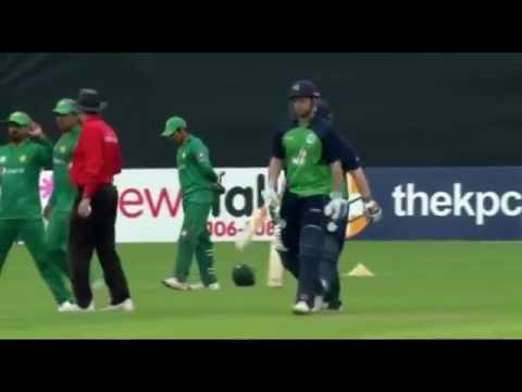 Pakistan vs Ireland 18 Aug 2016 ODI Match Highlights