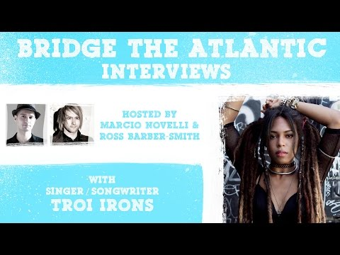 Troi Irons: Songwriting Advice, Publishing Deals & Signing to Def Jam Records | INTERVIEWS (2017)