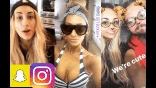 WWE Snapchat & Instagram - ViYoutube