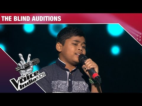 Rubab Choudhury Performs on Aaj Unse Pehli Mulaqat Hogi | The Voice India Kids | Episode 7