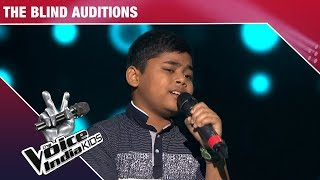 Rubab Choudhury Performs on Aaj Unse Pehli Mulaqat Hogi | The Voice India Kids | Episode 7