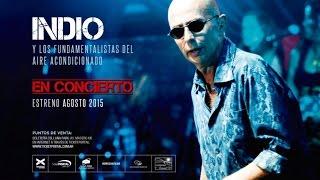Trailer - Pelicula Indio Solari 2015