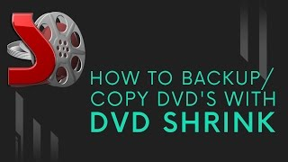 Backup / copy DVD's with DVD Shrink | video tutorial by TechyV(You can ask questions related to IT for free. Get answers in few hours. For the latest tech news and tips visit us at: http://www.techyv.com DVD Shrink is a ..., 2012-12-15T13:13:47.000Z)