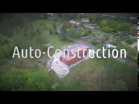 Construire sa maison en containers maritimes cubner youtube - Construire sa maison en container ...