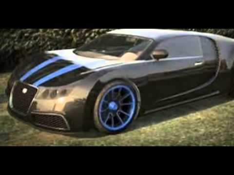 Whats The Fastest Car In The World >> los 8 carros mas chidos de gta 5 - YouTube