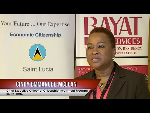 St Lucia Citizenship Investment Programme