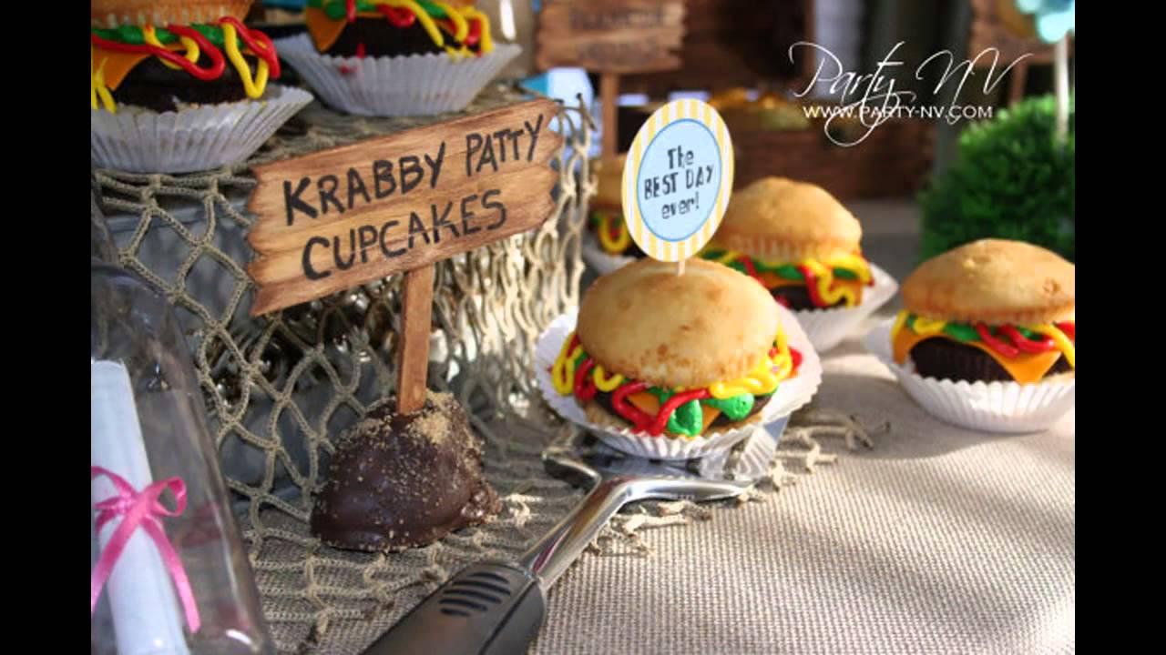 Cool Spongebob Birthday Party Decorations