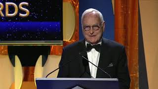 James Ivory wins the 2018 Writers Guild Adapted Screenplay Award for Call Me by Your Name