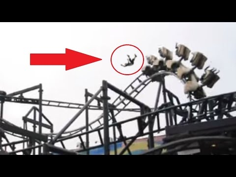 Roller Coaster Death: Five amusement park deaths that will shock roller coaster fans