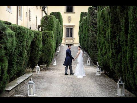 Tuscany Villa wedding - Firenze Italy