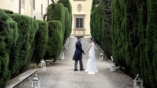 Tuscany Villa wedding - Firenze Italy
