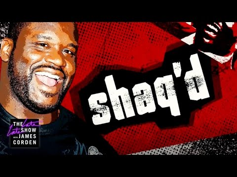 Shaq'd: Shaquille O'Neal's Unaired Prank Show
