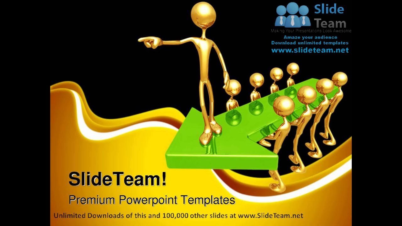 Guiding arrow leader leadership powerpoint templates themes and guiding arrow leader leadership powerpoint templates themes and backgrounds ppt layouts alramifo Images