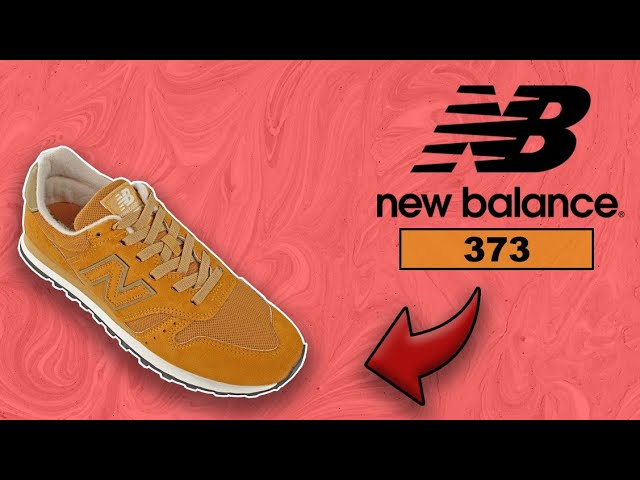 New Balance 373 / Review - YouTube