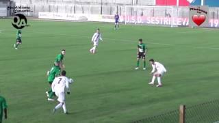 Sestri Levante-Massese 0-1 Serie D Girone E