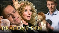 The New Dragons Fight To Prove Themselves | Dragon's Den