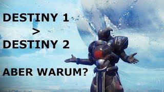 Warum Destiny 2 PVP schlecht ist und Destiny 1 so viel besser war