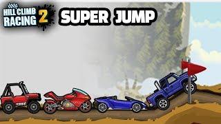 Hill Climb Racing 2 New SUPER JUMP Event