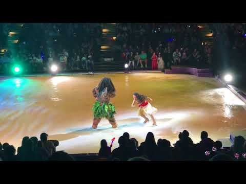 Disney on Ice presents Dare to Dream featuring Moana