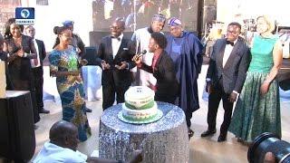 Metrofile: Godwin Crooner; Korede Bello Thrills @ Governor Godwin Obaseki
