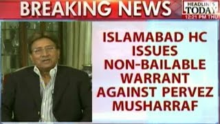 Lal Masjid Cleric Case: Court Orders Police To Arrest Musharraf