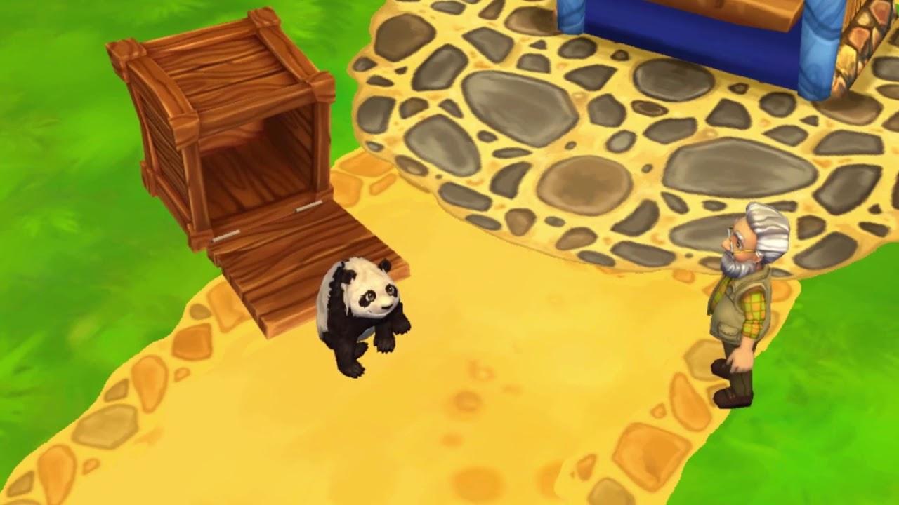 Zoo 2: Animal Park – sauve le zoo de tante Gertrude!   Upjers com