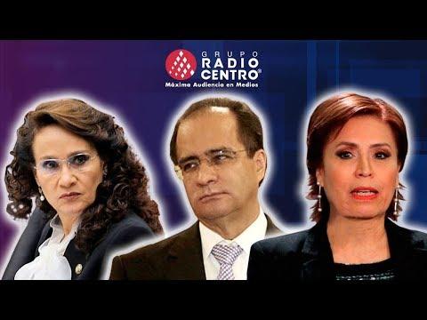 PADIERNA y BEJARANO COMPLICAN CASO ROBLES por vínculo familiar con Juez: LOS PERIODISTAS