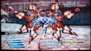 Final Fantasy XIII Cie'th Mission 64 Vercingetorix