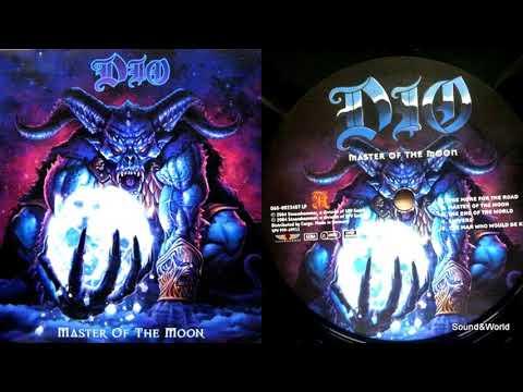 Dio – Master Of The Moon (Vinyl, LP, Album) 2004.