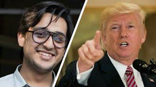 Amazing Parody of Donald Trump By Shafaat Ali
