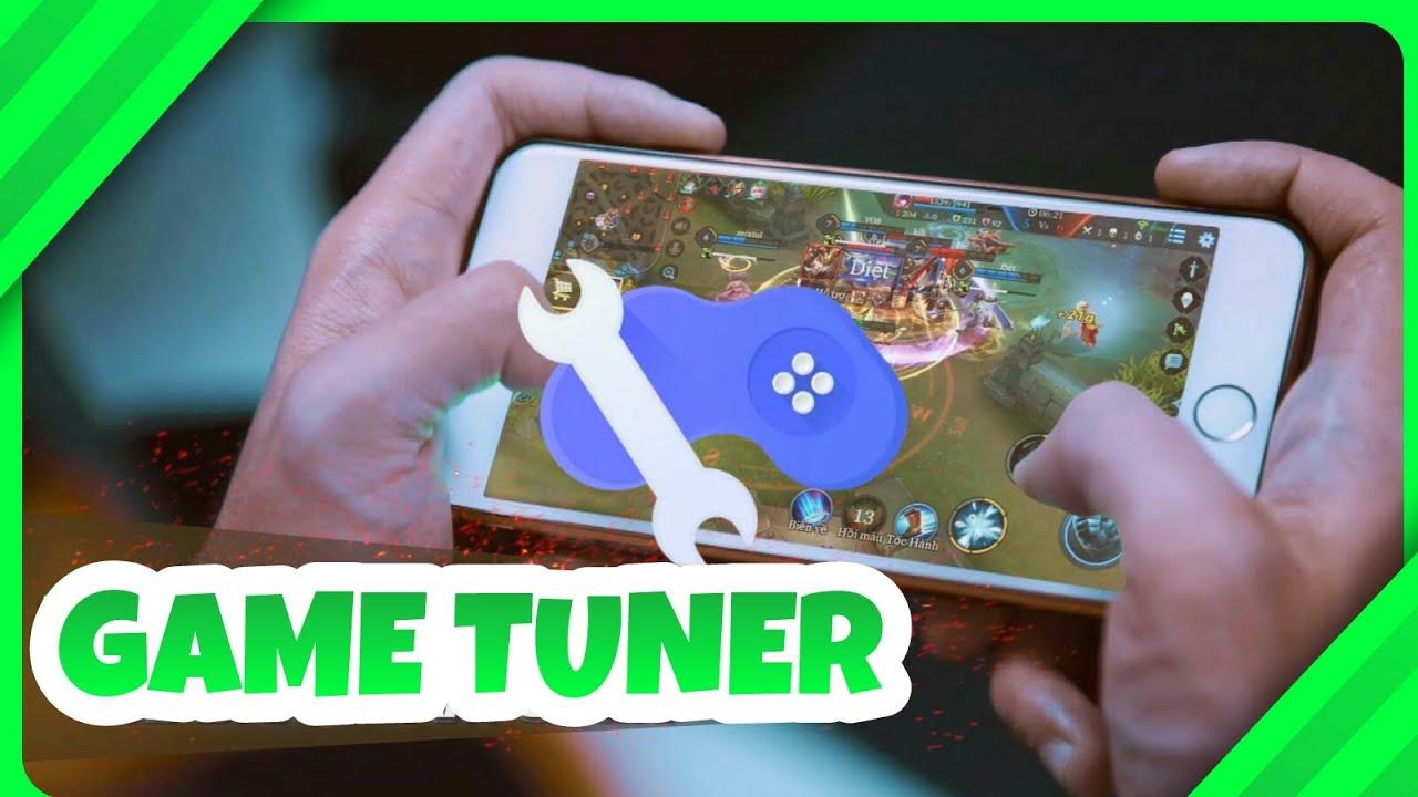 Hướng dẫn giảm đồ họa giảm LAG nâng cao bằng Game Tuner | PV Gamer